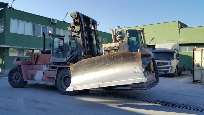traktor, pritezhanie na transportna firma sigda ood v deistvie